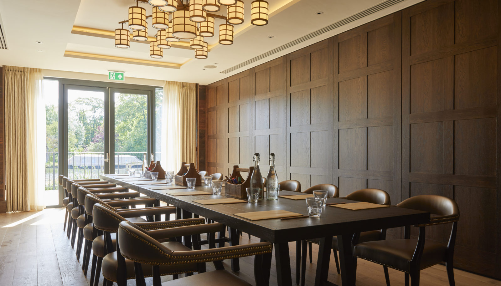 Teal events, meeting room and function room the Swan at Streatley