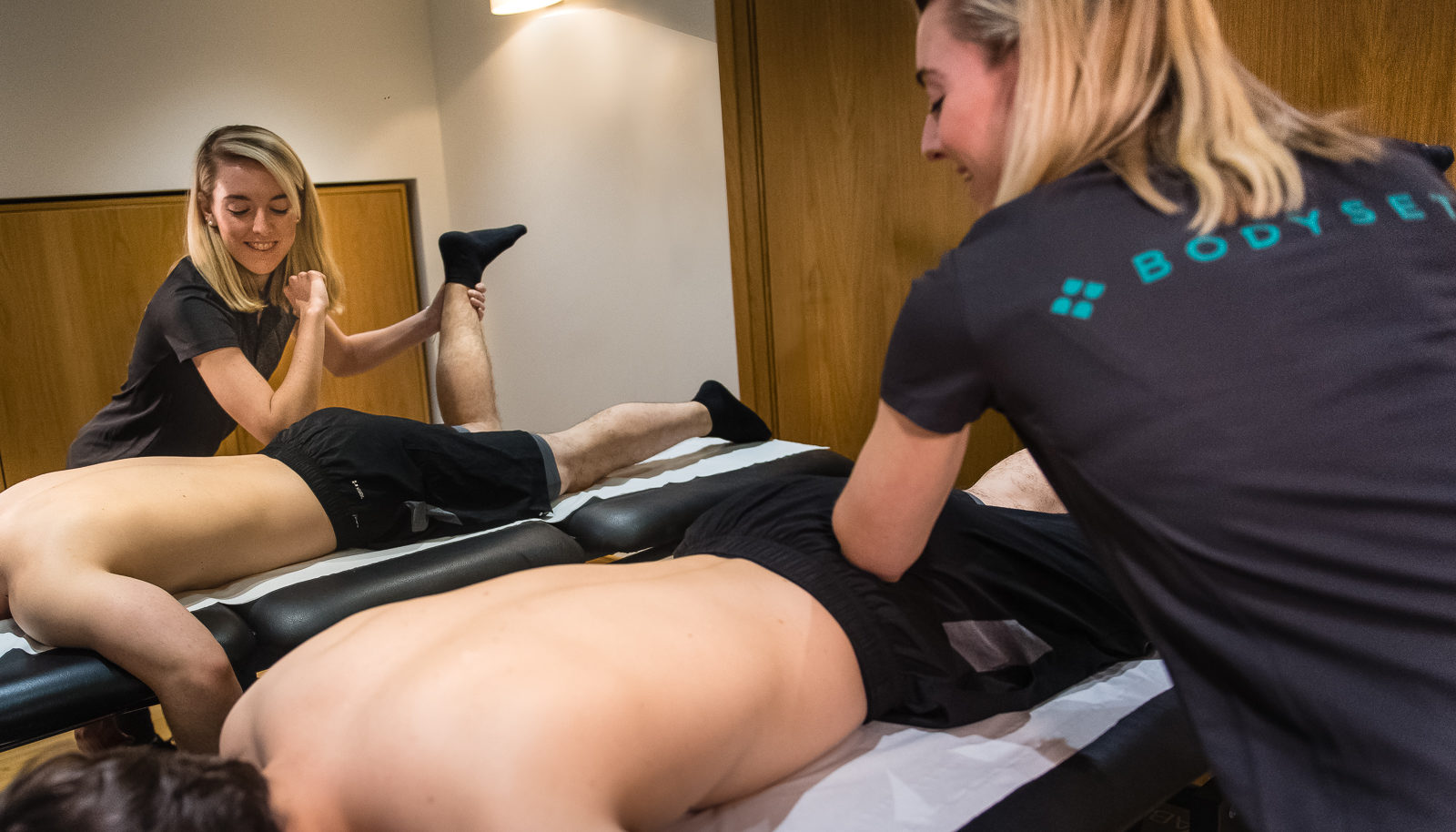 Bodyset physiotherapy and massage treatment