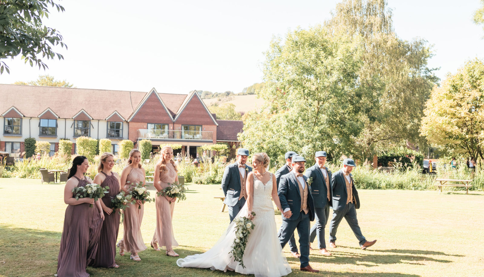 Weddings at The Swan at Streatley